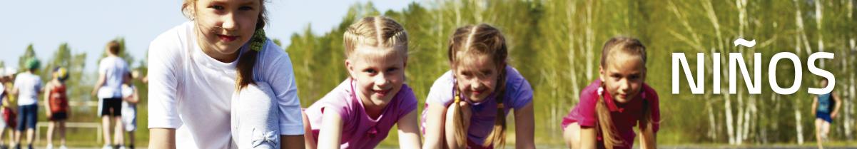 Banner Niños