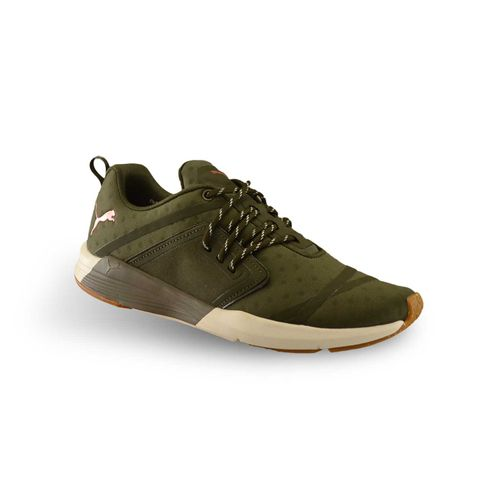 zapatillas puma verdes mujer