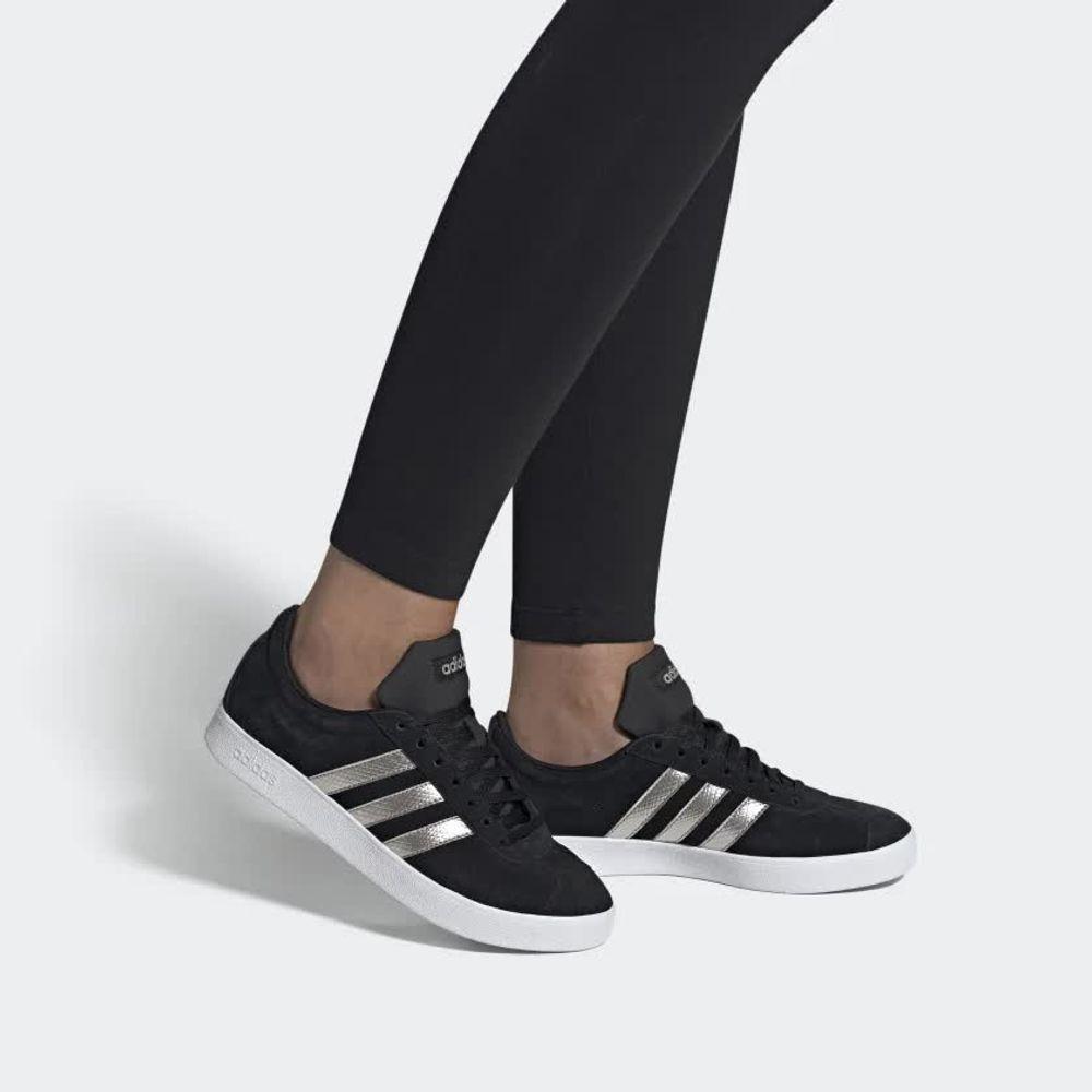 zapatillas adidas vlcourt mujer