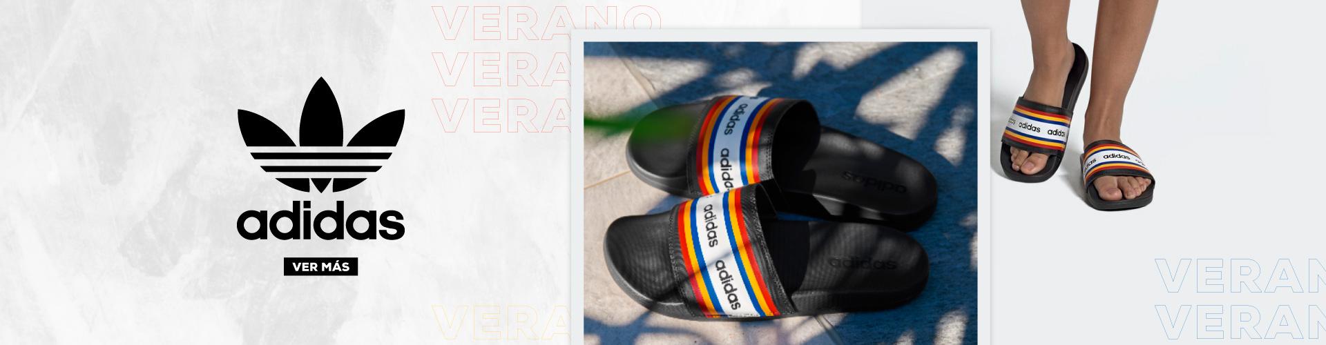 Chinelas Adidas