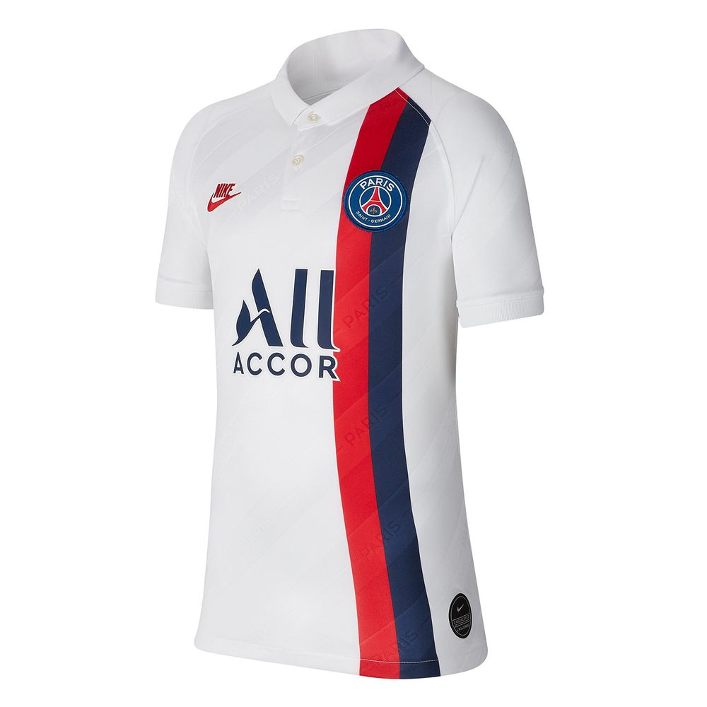 Punto Excursión Estúpido  CAMISETA NIKE PSG PARIS SAINT GERMAIN STADIUM NIÑO - redsport