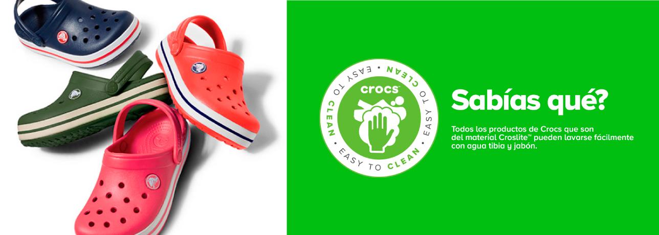 Banner crocs