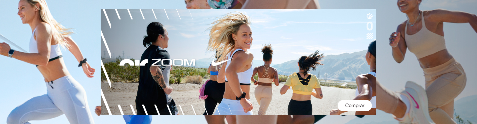 Banner Nike Air Zoom
