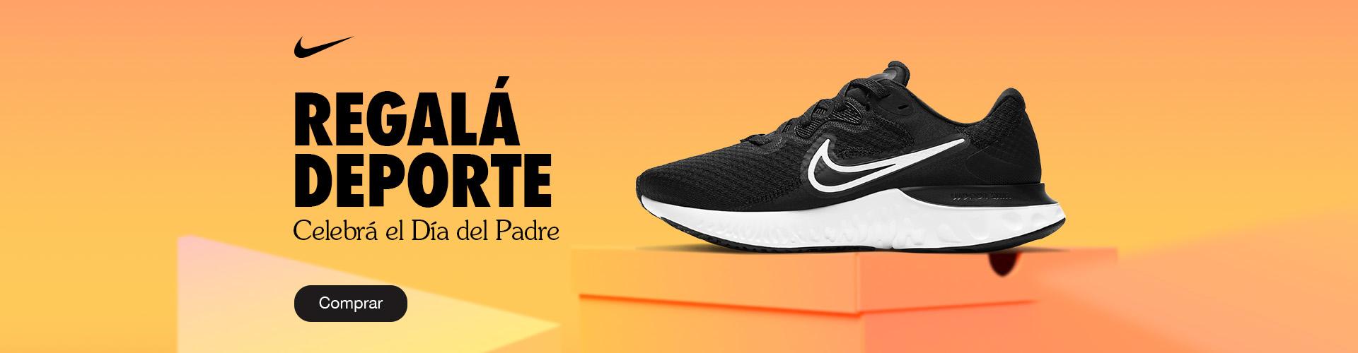 Banner Nike día del padre