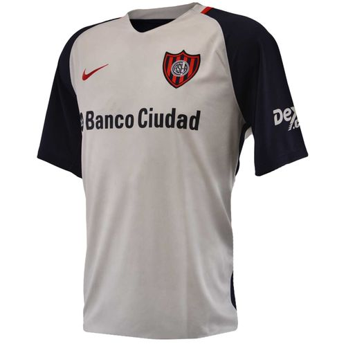 CAMISETA NIKE SAN LORENZO ALTERNATIVA STADIUM 2017 36bddd6256900
