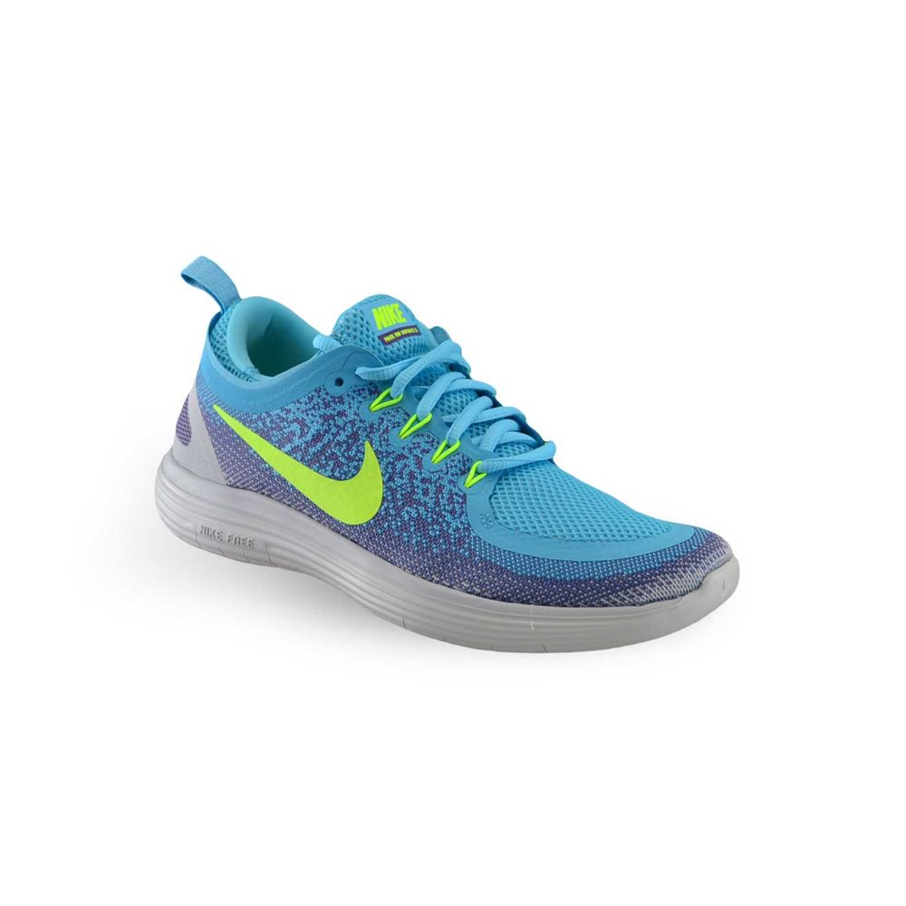 ZAPATILLAS RUNNING NIKE FREE RN DISTANCE 2 MUJER 863776 600