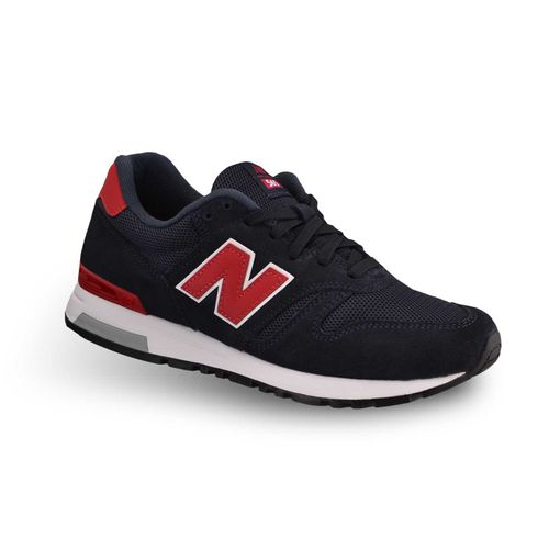 zapatillas new balance red