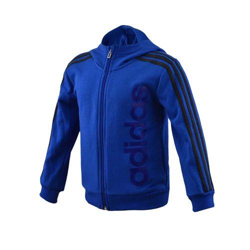 campera-adidas-lk-kn-fz-hoodie-junior-cf0761