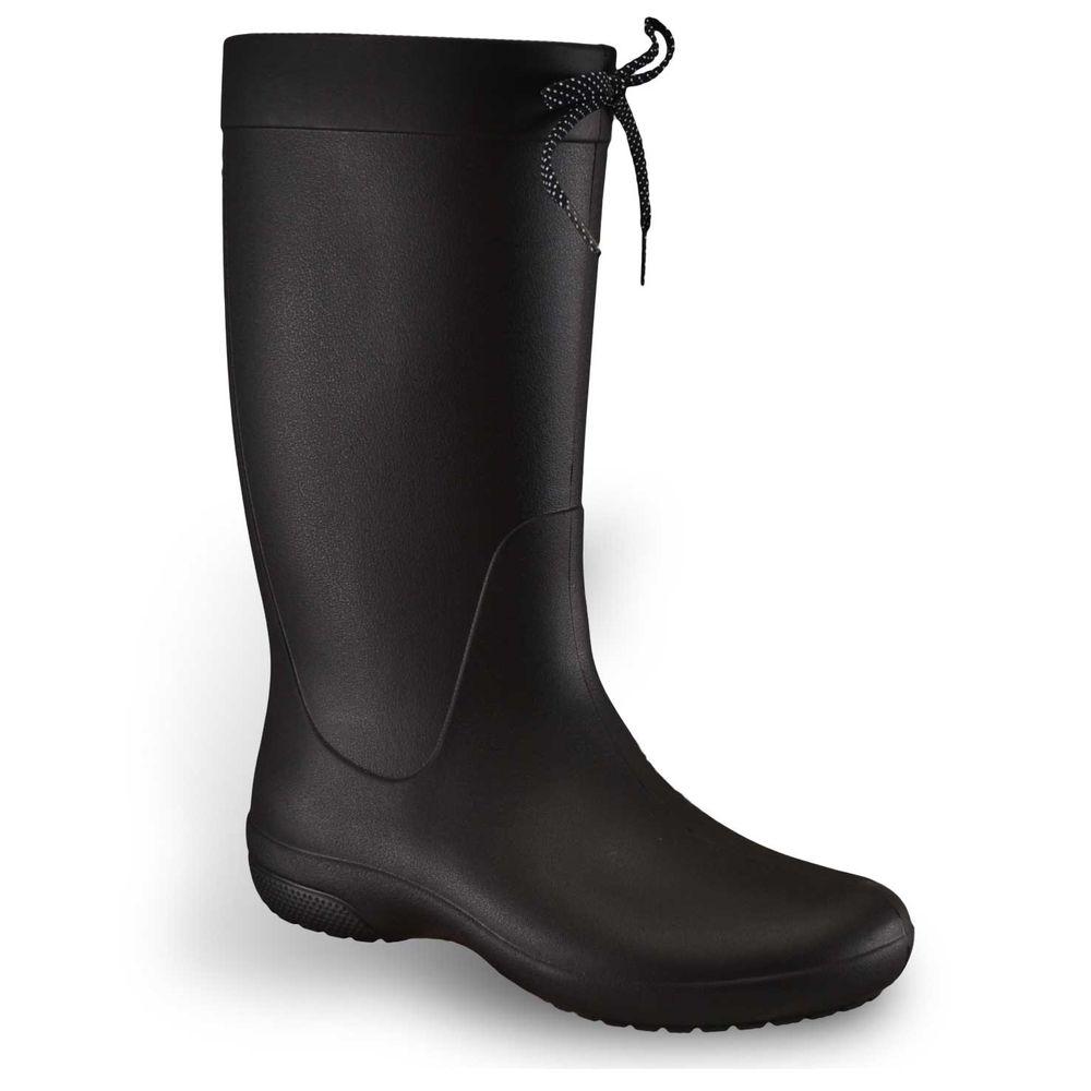 f34cb19c0f Mujer Botas Freesail Lluvia Rain De Redsport Crocs Boot rYxqS4rw