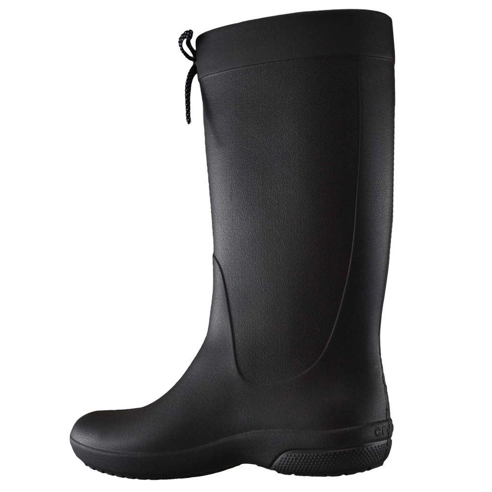 buscar original garantía de alta calidad lindo baratas BOTAS DE LLUVIA CROCS FREESAIL RAIN BOOT MUJER - redsport