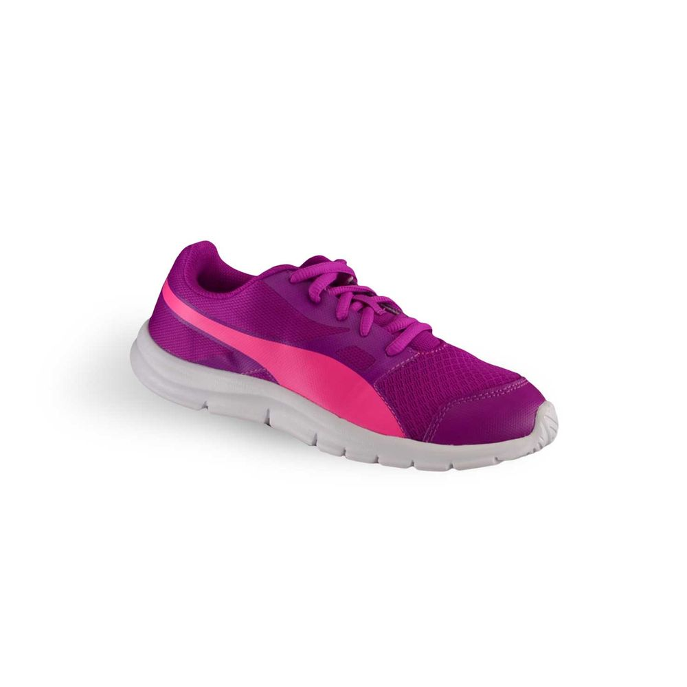 17b3a4b3a ... zapatillas-puma-flexracer-junior-1189684-11 ...