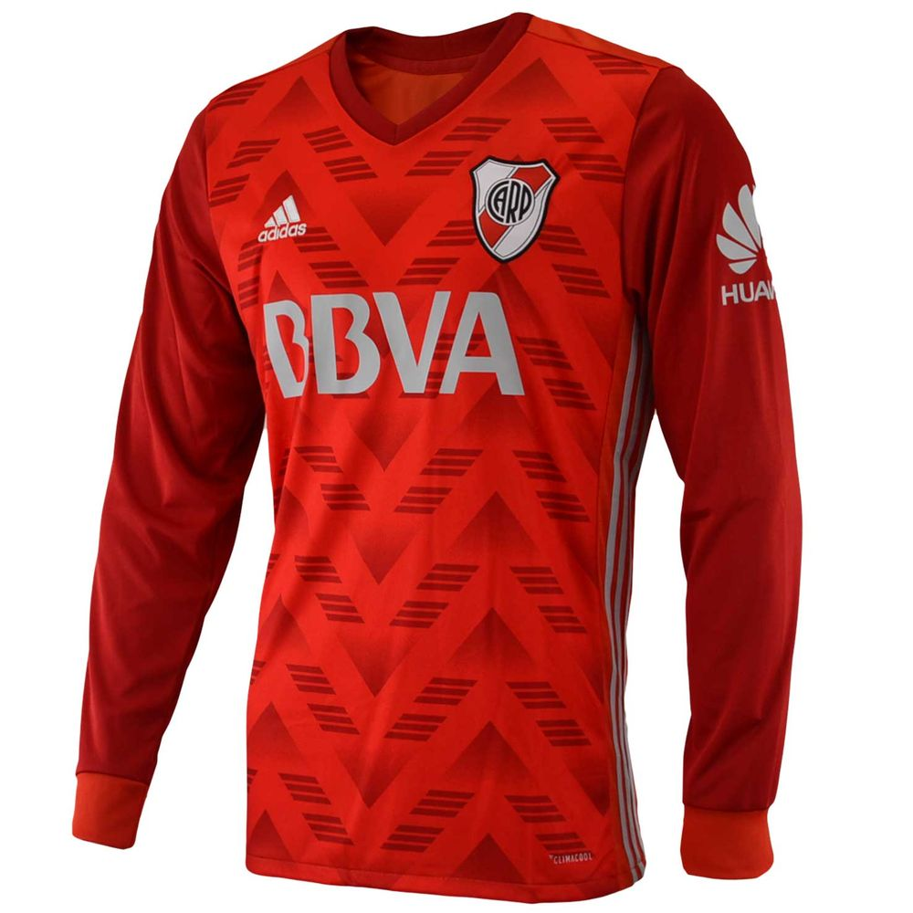 154d9020aca3c CAMISETA ADIDAS RIVER PLATE ALTERNATIVA MANGAS LARGAS 2017 2018 ...