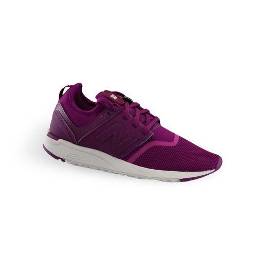 zapatillas new balance mujer violeta