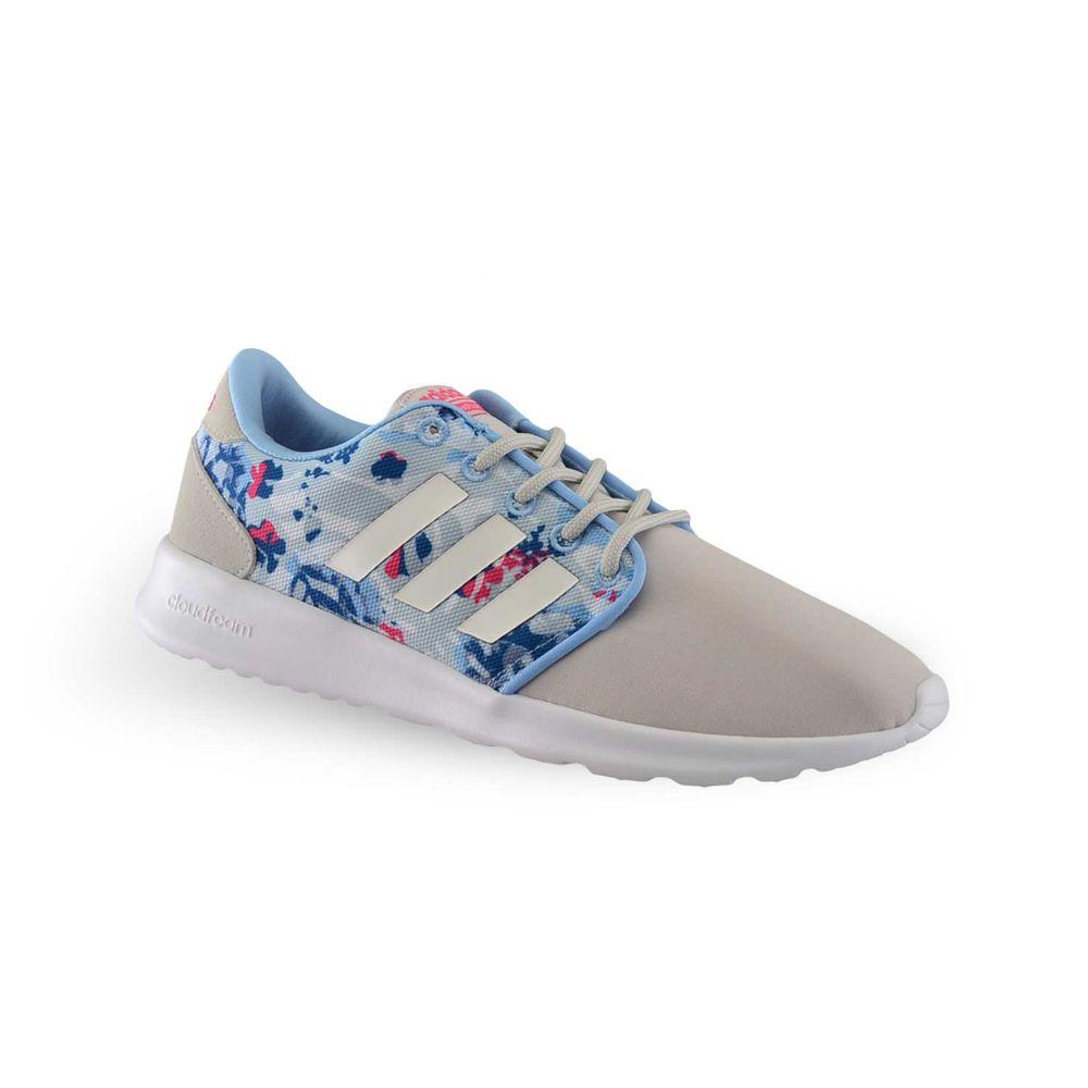 new product 8ddc9 117eb ... zapatillas-adidas-cf-qt-racer-mujer-cg5776 ...