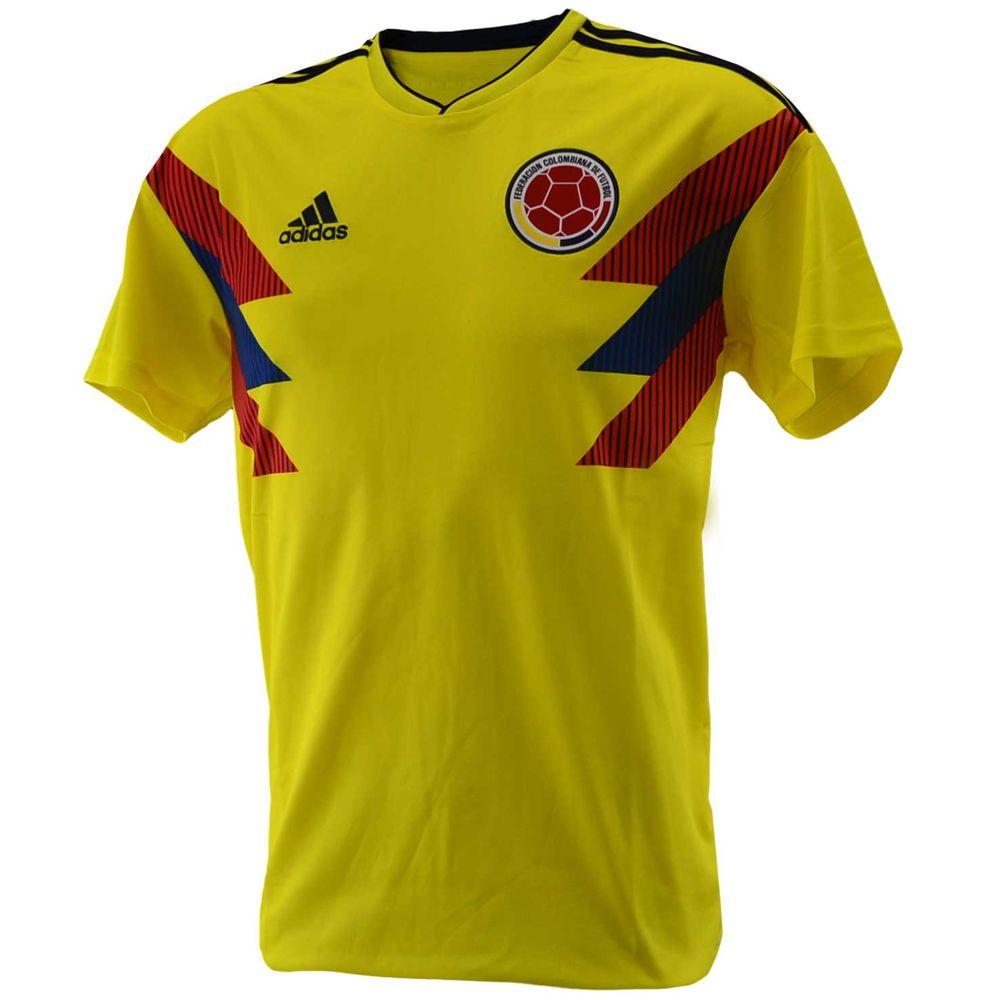 Redsport Selección 2018 Titular Colombia Adidas Camiseta Y7pv6nx