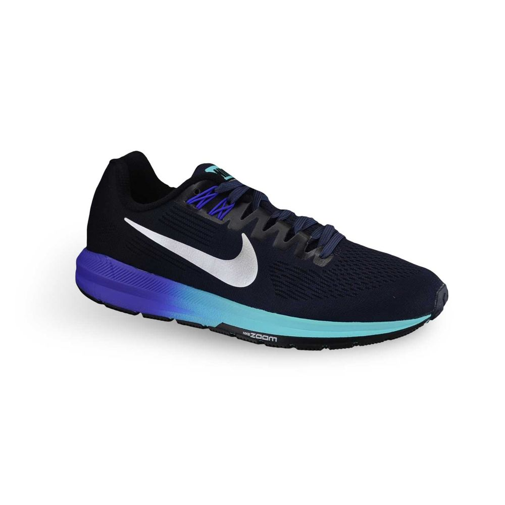 purchase cheap 8cf08 d6040 Mujer Zoom Redsport Nike Structure Air 21 Zapatillas XaUx1wAqC