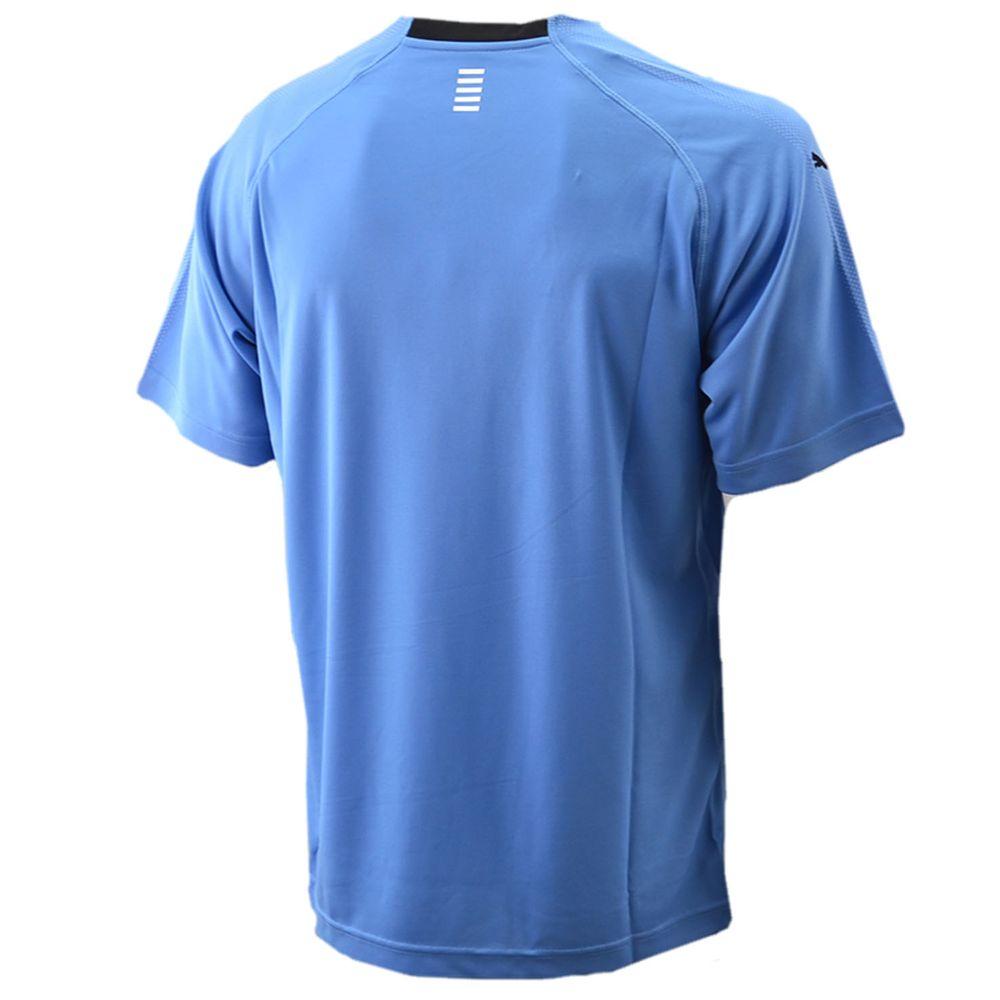 Replica Redsport Camiseta Uruguay Puma Home 4RLj5qc3A