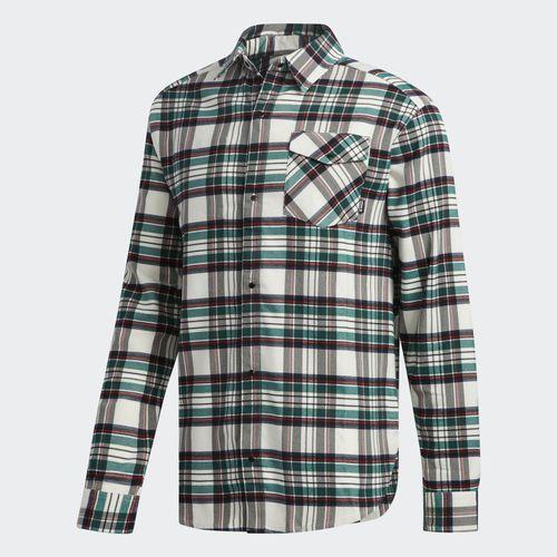 camisa-adidas-tartan-flannel-ce1809
