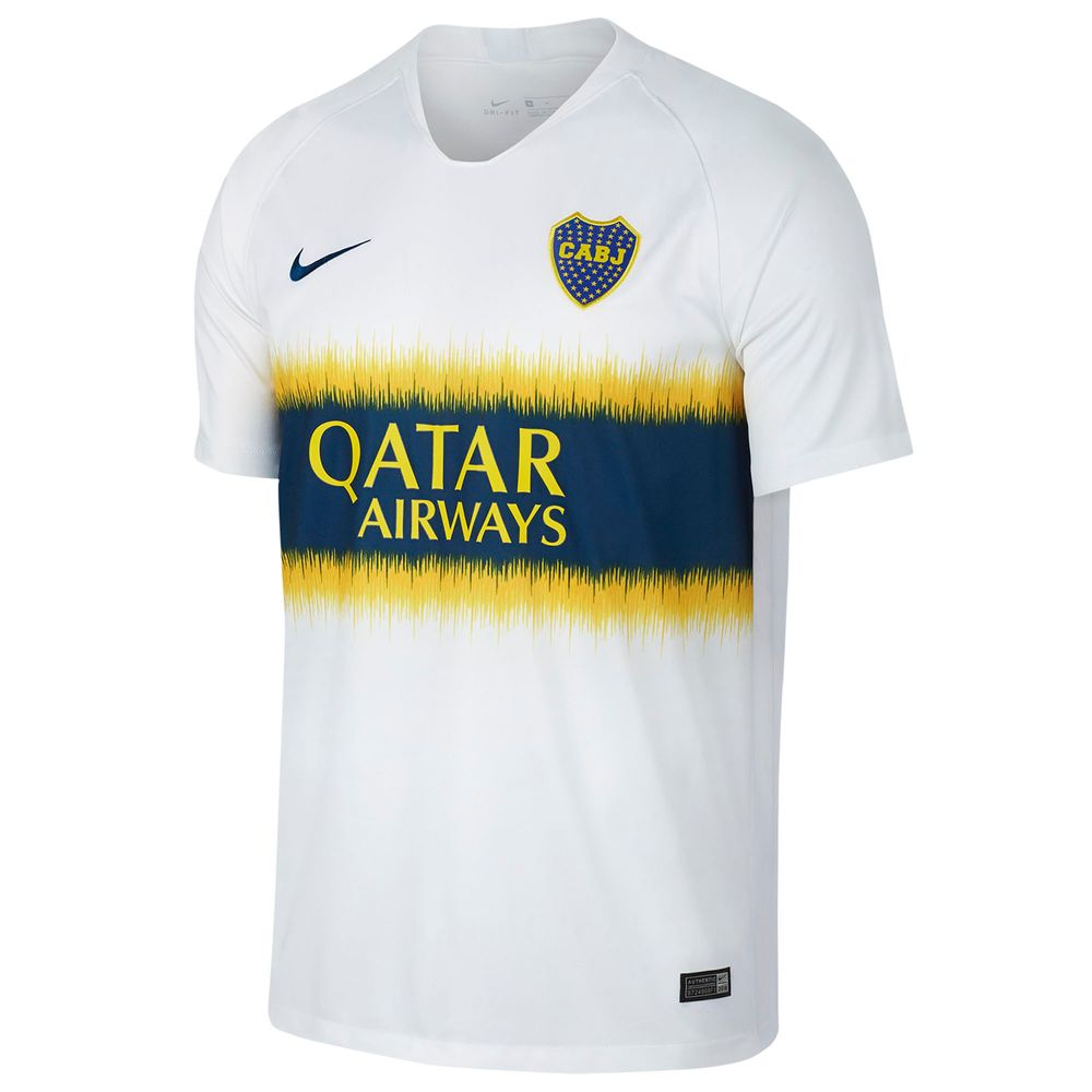 CAMISETA NIKE CLUB ATLÉTICO BOCA JUNIORS CABJ ALTERNATIVA - redsport 8c085faa2eb95