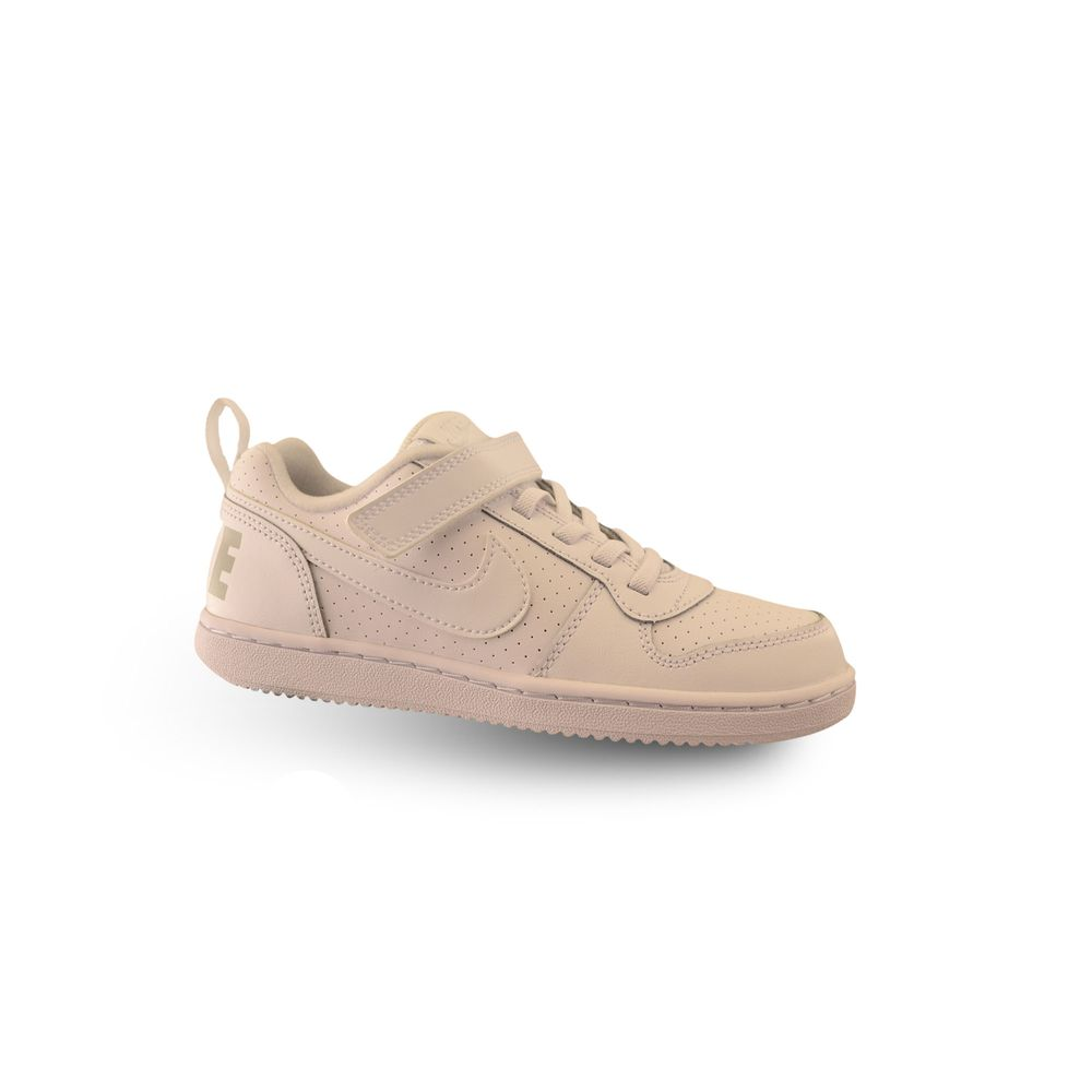 59e0b1df5 ZAPATILLAS NIKE COURT BOROUGH LOW PRE-SCHOOL SHOE NIÑO - redsport