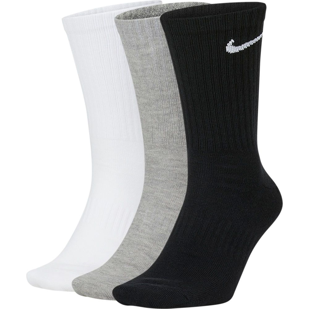 productos quimicos picar tragedia  MEDIAS NIKE EVERYDAY LIGHTWEIGHT CREW 3 PARES - redsport
