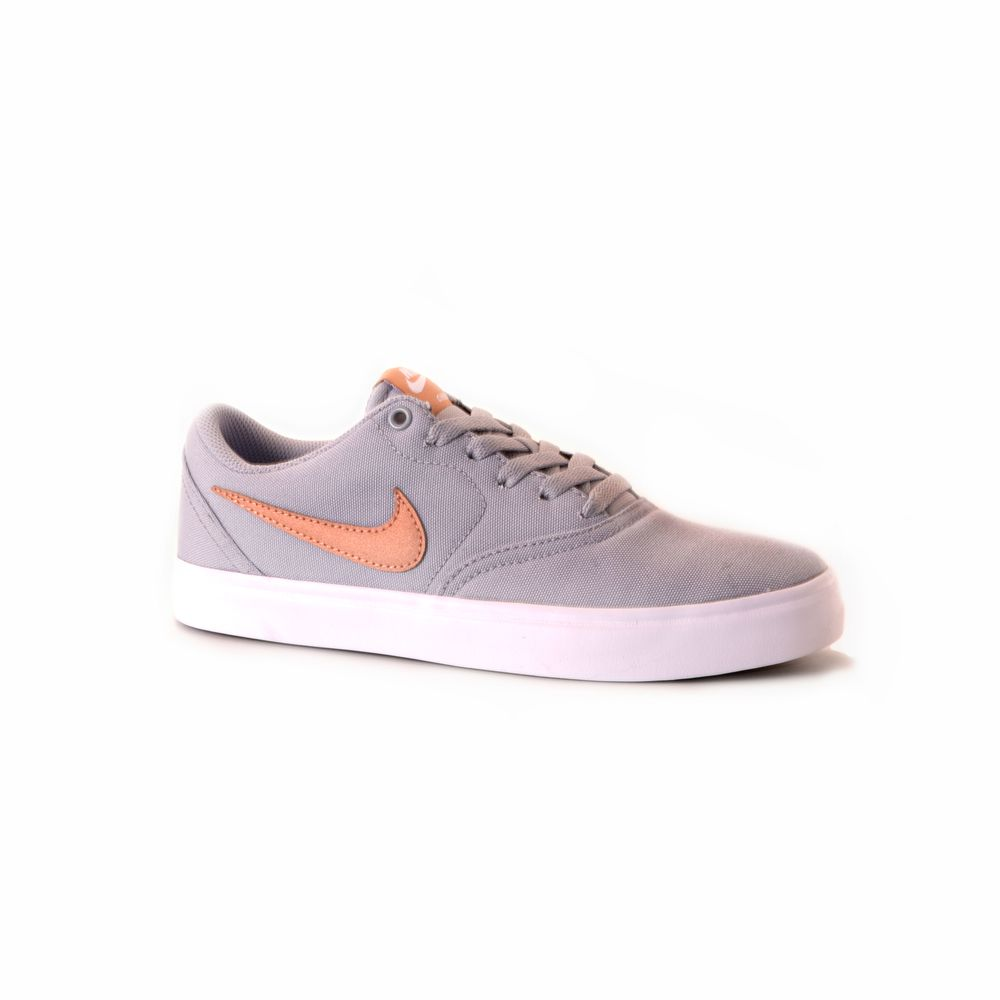Zapatillas Nike Check Mujer Solarsoft Sb Redsport Canvas OPZXiTku
