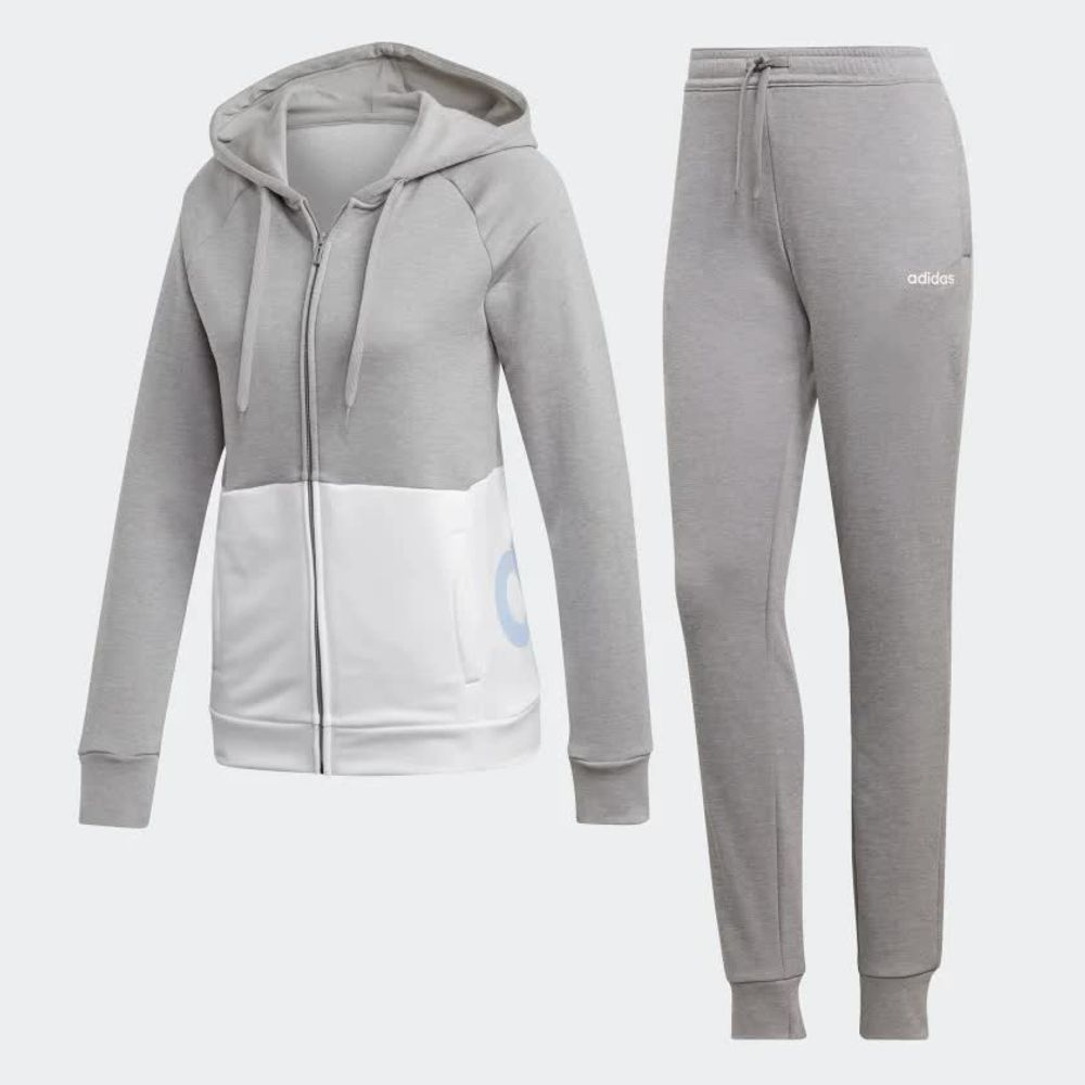 conjunto campera y pantalon adidas